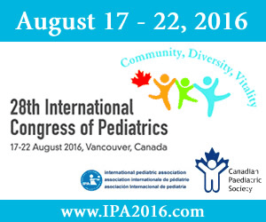 28th International Congress of Pediatrics